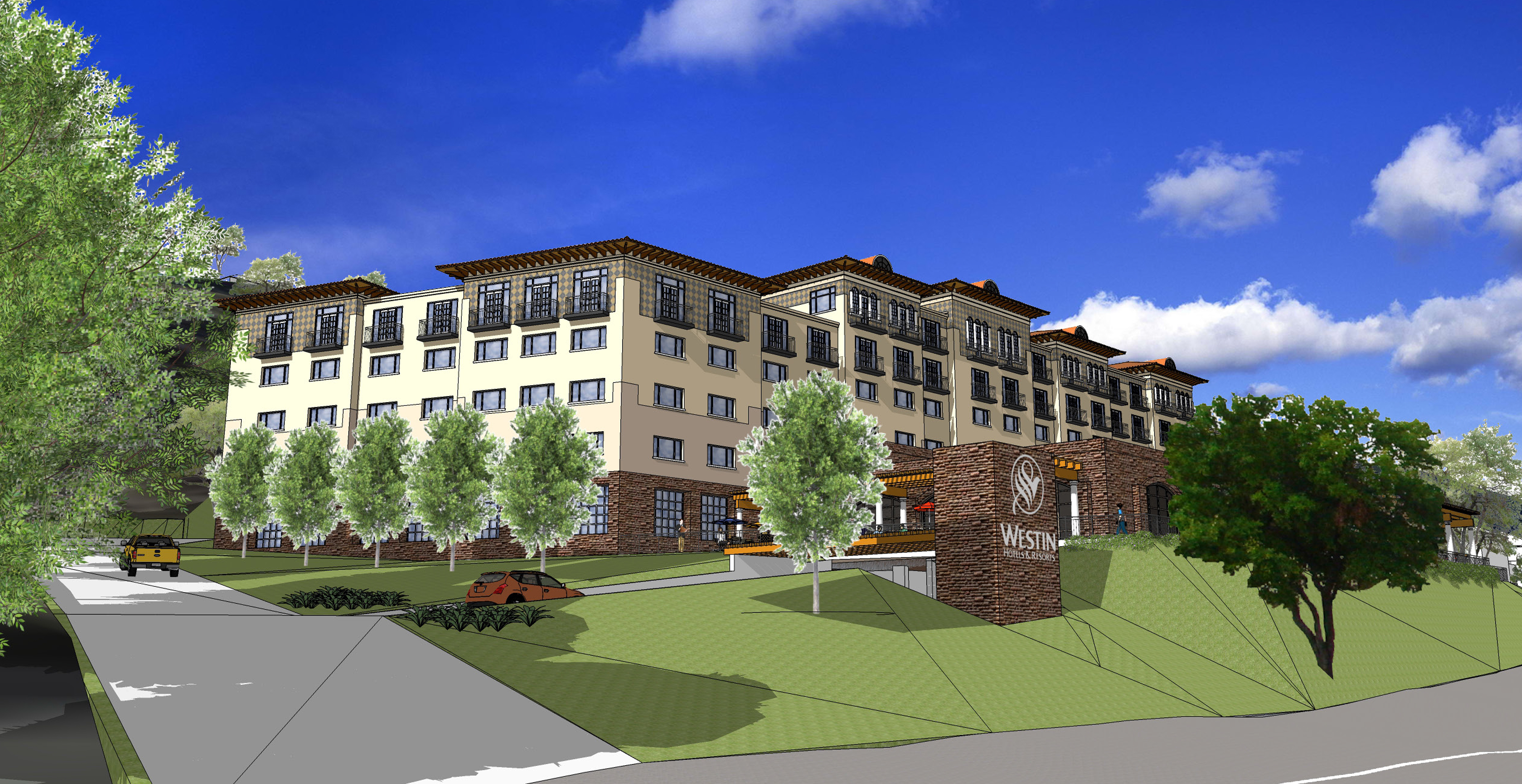 Usgrc Controls A Suitable Hotel Site In Calabasas California And Intends To Construct Operate Courtyard By Marriott Upon Such